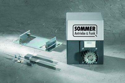 Sommer SM 40T tolókapu meghajtás